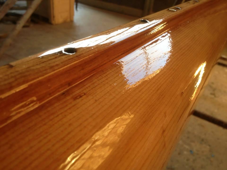 Vernice poliuretanica trasparente non ingiallente cores srl - Vernice per finestre in legno ...